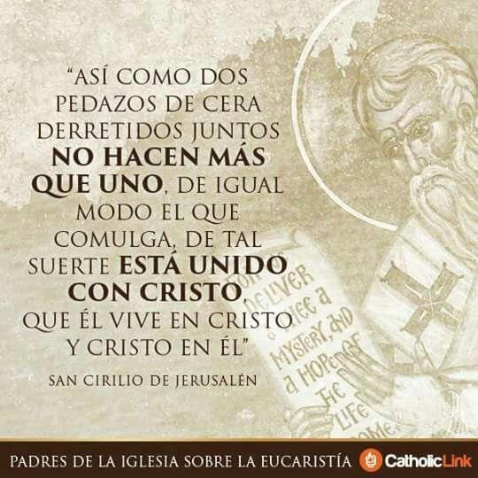 Unido a Cristo
