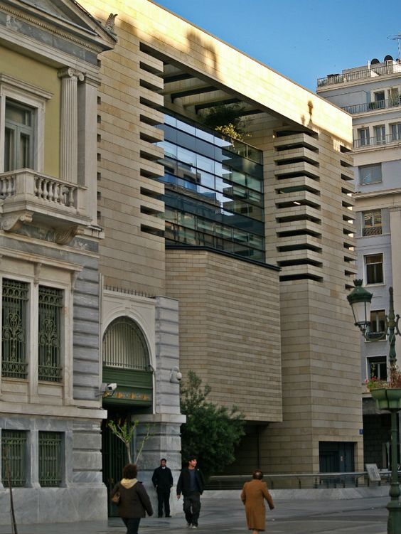 Athens architectural styles and neoclassical on pinterest for New architectural styles