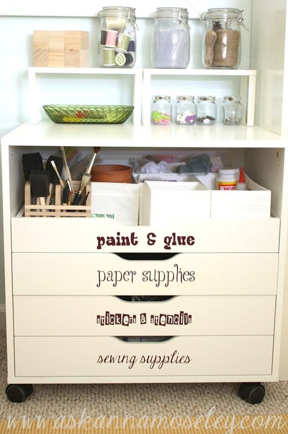 removed to hold bigger items great use for craft and office supplies