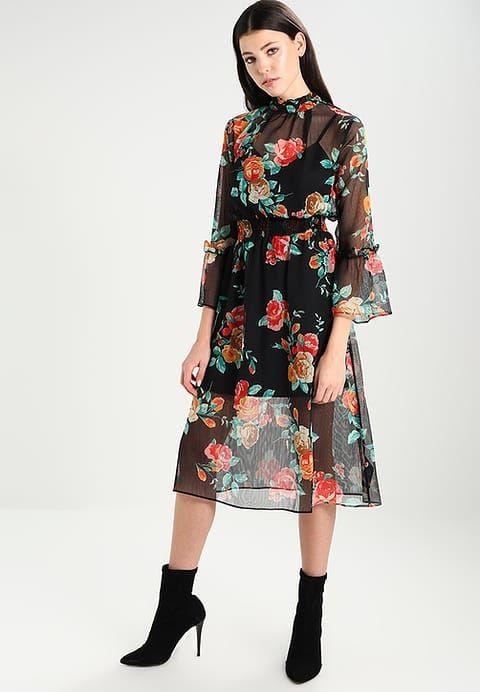 Vêtements Miss Selfridge ROSE MIDI DRESS Robe d'été