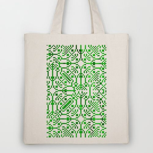 Landscape of My Heart (segment 1)  by Wayne Edson Bryan    TOTE BAG / NATURAL CANVAS TOTE WITH POCKET  $18.00