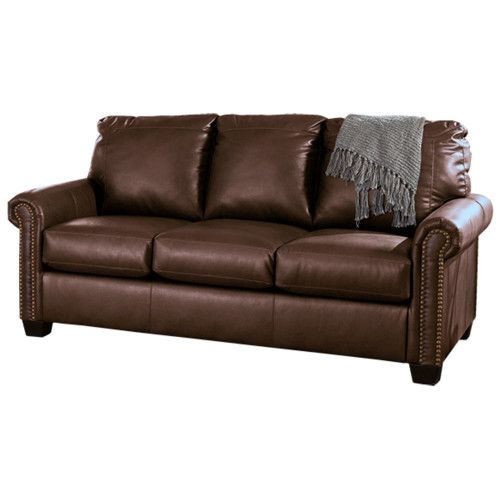 Found it at Wayfair - Lottie DuraBlend Queen Sleeper Sofa
