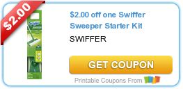 Tri Cities On A Dime: SAVE $2.75 WITH TWO COUPONS ON SWIFFER SWEEPER STA...