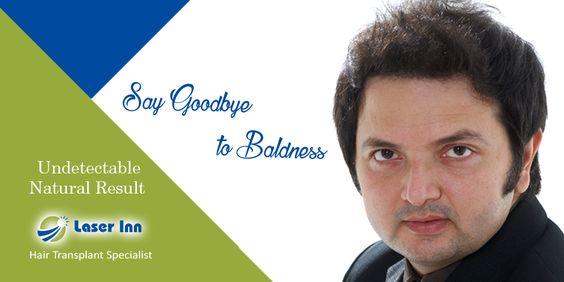 Say Goodbye to Baldness by Cutting Edge FUE Hair Transplant Hair Transplant Specialist Dr Zulfiqar H.Tunio .   Call Now : 0300-2991016   #hairtransplantkarachi #fuehairtransplant #hairtransplantpakistan #hairtransplantLahore #hairtransplant