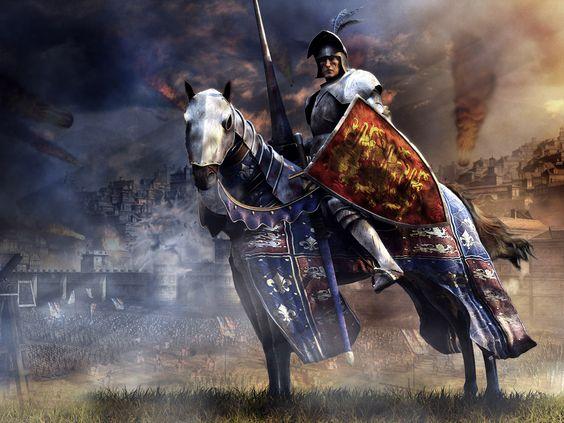the good knight - o bom cavaleiro