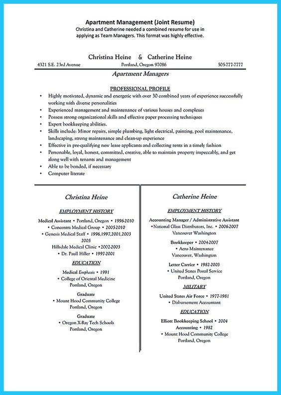 Hotel Assistant Manager Resume Samples Restaurant -    ersume - xray tech resume