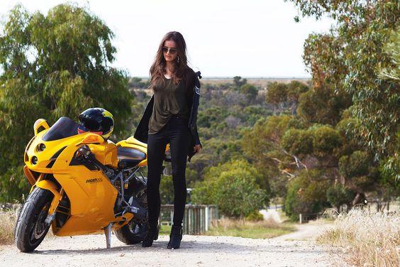 Ducati 999 เท่อ่ะ