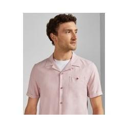 Hemd mit Reverskragen Rosa   Hemden   Ted Baker DE