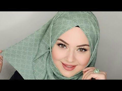 أجمل لفات حجاب تناسب الجامعة 2020 تجعلك في غاية الأناقة لفات تركية Youtube Hijab Tutorial Hijab Style Tutorial Bridal Hijab Styles