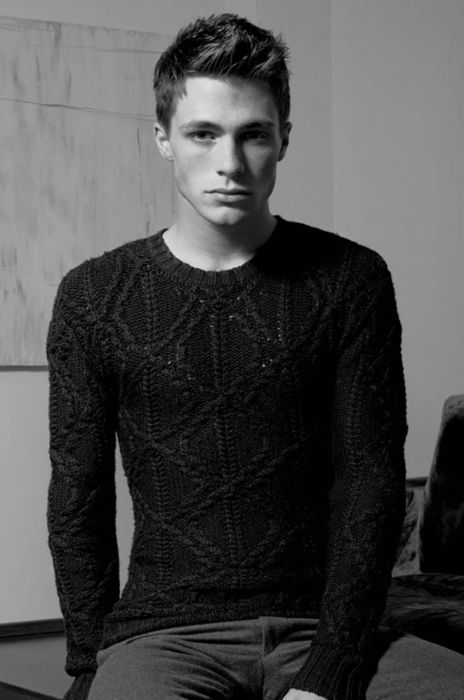 Colton Haynes - if they kill him off in the next couple episodes of Teen Wold I'm going to be unbelievably upset.