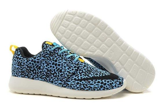 nike vêtements en cours d'exécution - UK Trainers Roshe One|Nike Roshe Run FB Yeezy Mens Blue Leopard ...