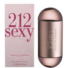 212 Sexy Feminino Eau de Parfum