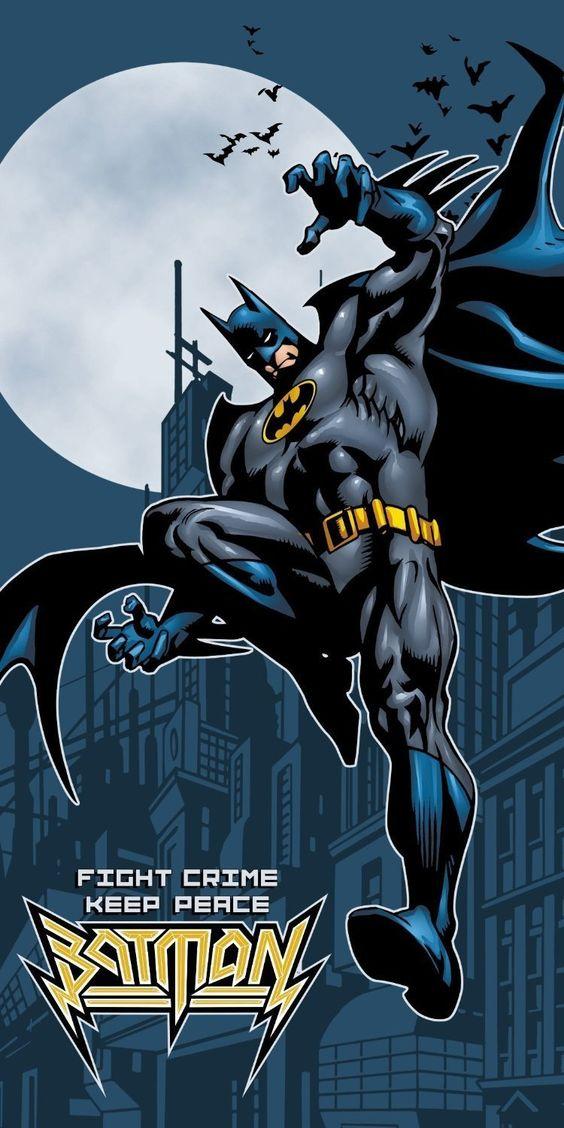 Batman pelea