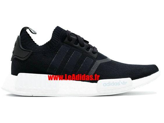 """Adidas NMD R1 pk """"monochrome"""" - Originals Adidas Pas Cher Pour Homme/Femme…"""