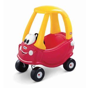 Cozy Coupe for Backyard