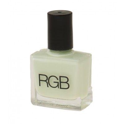 New from @RGBcosmetics: Dew nail color. #want