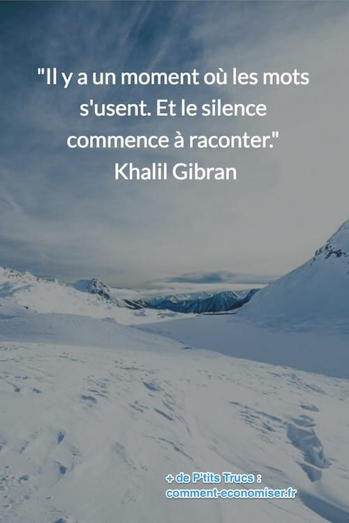 Quote From Khalil Gibran On The Virtues Of Silence Khalil Gibran