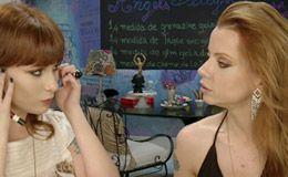 Julia Petit e Juliana Rakoza ensinam look sensual no Base Aliada.