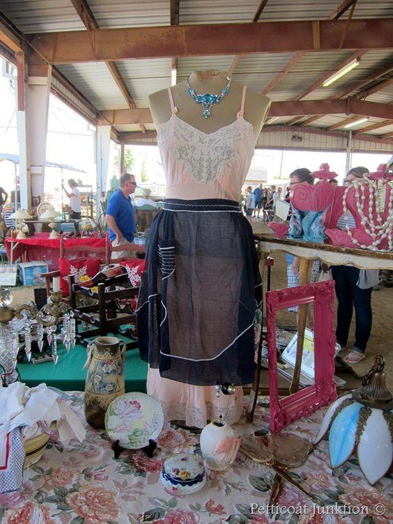 Nashville Flea Market, July 2012: