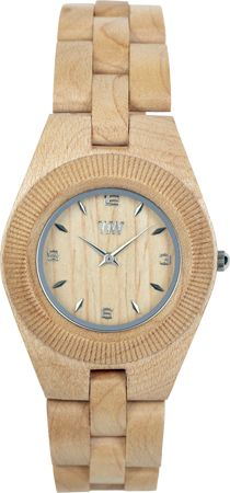 Odyssey Beige - www.we-wood.com.au and then there's wooden watches, which #gotolovetoo