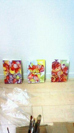 製作途中の絵 | マニモードネイルカレッジ学院長山田裕美子オフィシャルブログ~2011ミ…