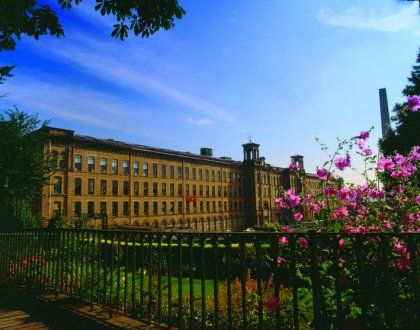 Salts Mill - Saltaire