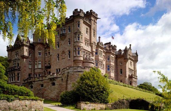 Skibo Castle (Dornoch, Scotland)