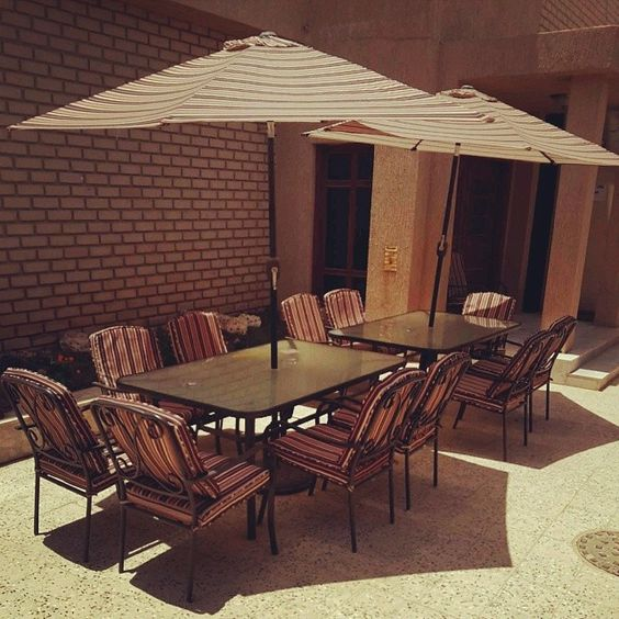 Relaxation space at our Residency service for Western expats... follow us on Instagram: instagram.com/aei_saudi