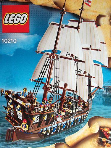 LEGO 10210 Box art - closeup poster! | Flickr - Photo Sharing!