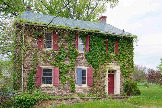 7 Magical Old Stone Houses For Sale Pennsylvania House