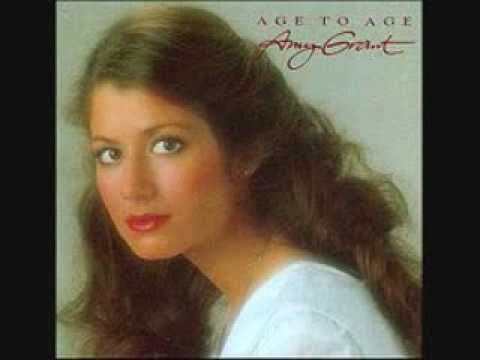 My Mamma frequently played Amy Grant to me, in-utero. No wonder I still dig her music so much.