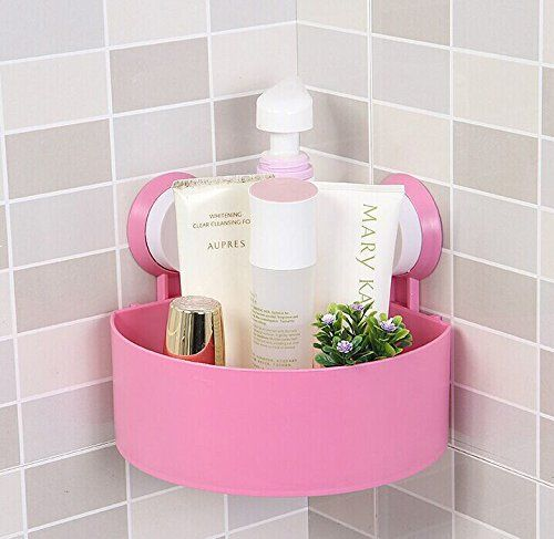 Wall Suction Cups Holder Bathroom, Bathroom Suction Shelf