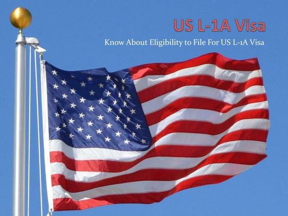 L-1A Visa is bit complex and lengthy as it requires certain parameters to be fulfilled by both the U. employer and foreign employee before L-1A Visa is granted.\n