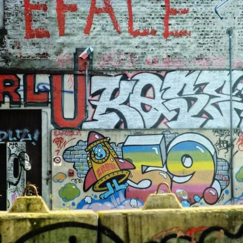 cladelcroix:59 Lille France  #streetart #graffiti #street...