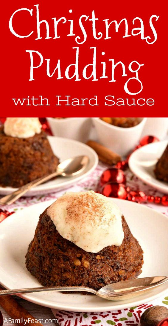 Our recipe for Christmas Pudding with Hard Sauce is a quicker, easier version of the classic British dessert, but with all of the spicy delicious flavor!
