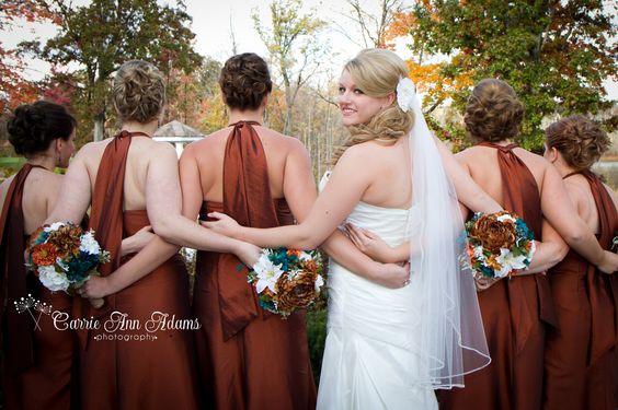 #fallwedding #fallcolors #carrieannadams.com