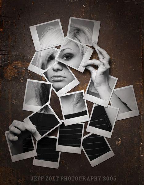 Tuesday Inspiration: Polaroid Collage