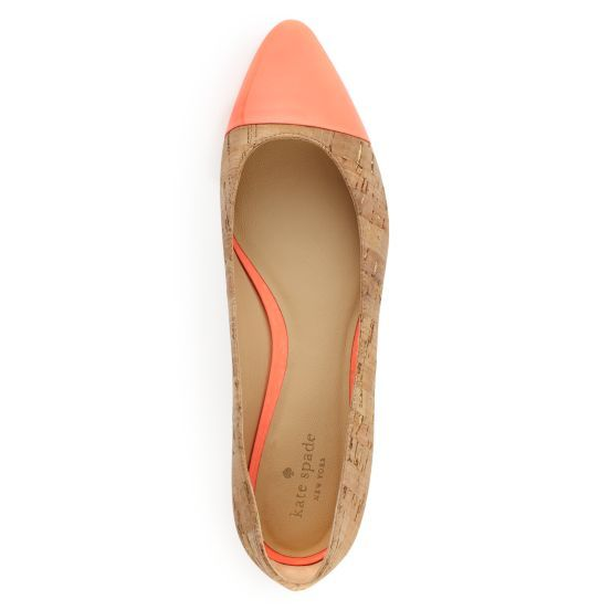 #dresscolorfully ksny pop of coral