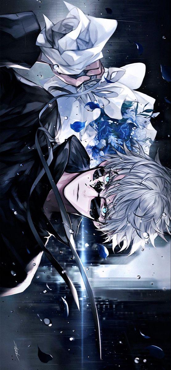 Danhu On Twitter In 2021 Anime Canvas Jujutsu Anime Art