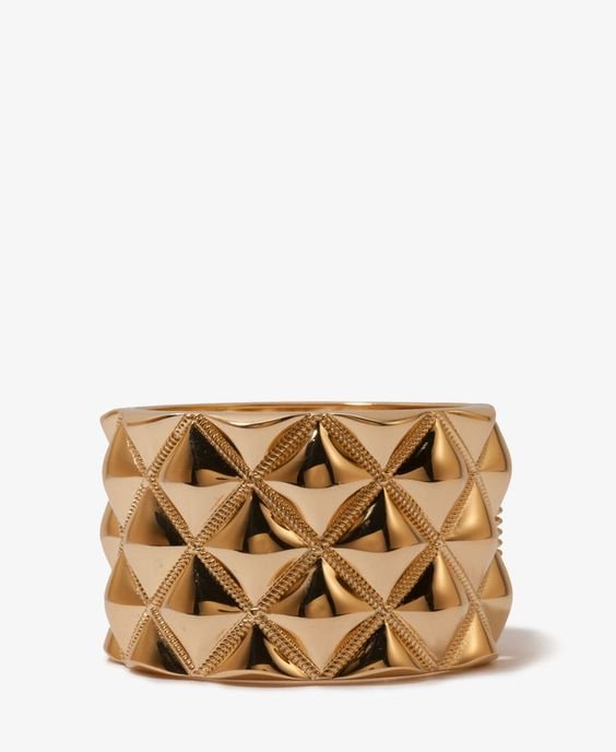 Quilted Hinge Cuff | FOREVER21 - 1051385989