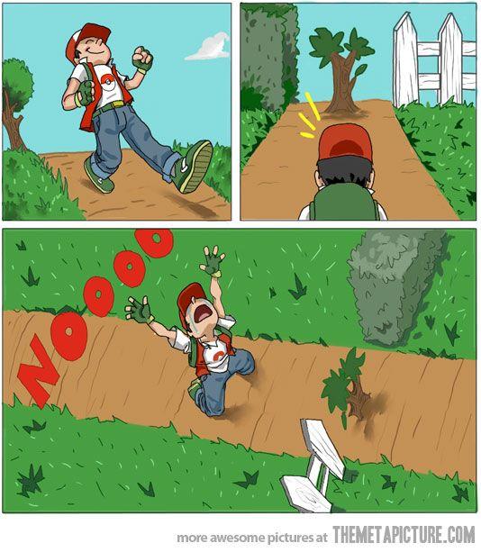 The Logic Of Pokemon - The Meta Picture