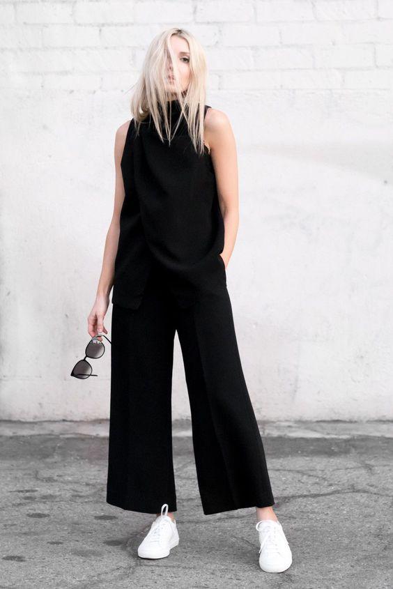 Estos 20 looks prueban que vestir de negro en verano es lo mejor- ElleSpain