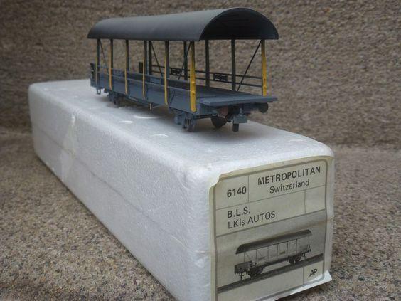 METROPOLITAN 6140  wagon porte - autos BLS gris via ANTIQUE MARCBEA. Click on the image to see more!