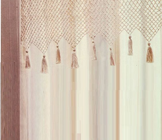Curtains Ideas crochet curtain patterns valances : Vintage, French and Valance patterns on Pinterest