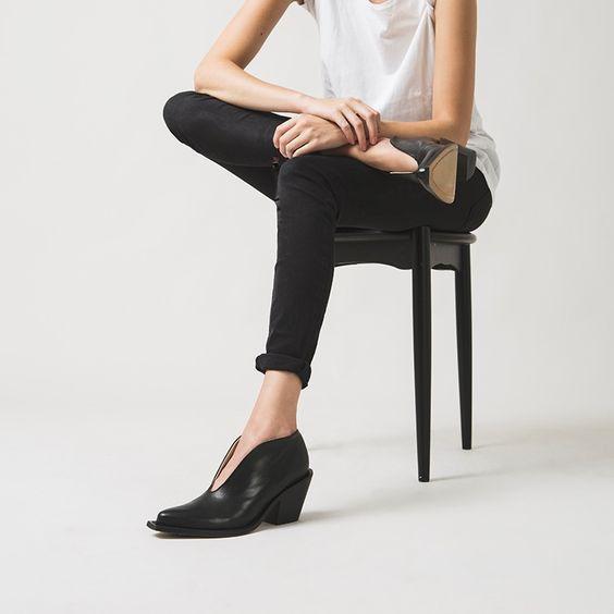 Shoes by Bald - Sweden - @saphorshop