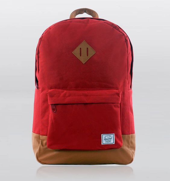 Herschel Heritage Red Backpack - Rushfaster.com.au Australia