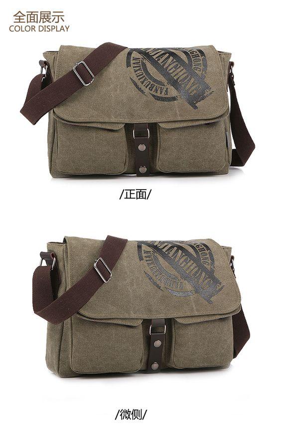 Бесплатная доставка! 2013 мужской спортивной сумки холщовый мешок случайно сумку сумку отсека