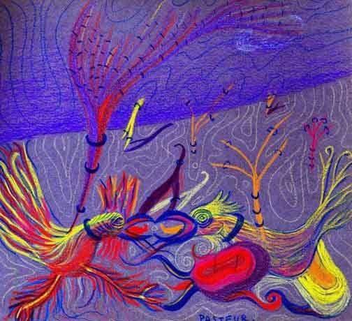 Talentul dramatugic l-a dus pe Gellu Naum pe culmile succesului cu a lui Zenobia suprarealistă, însă nu mulţi cunosc talentul la pictură al celebrului poet. Le puteţi admira la Art Safari 2016. Biletele cumpărate până pe 4 mai se plătesc la JUMĂTATE din preţ. Cumpără acum: http://bit.ly/24oMpTd