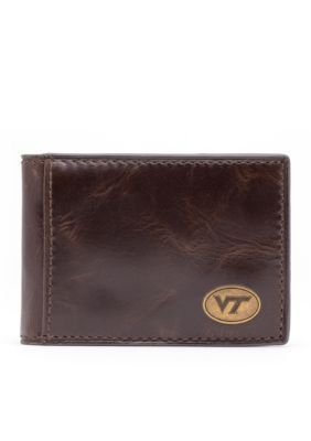 Jack Mason  Virginia Tech Legacy Flip Bifold Front Pocket Wallet