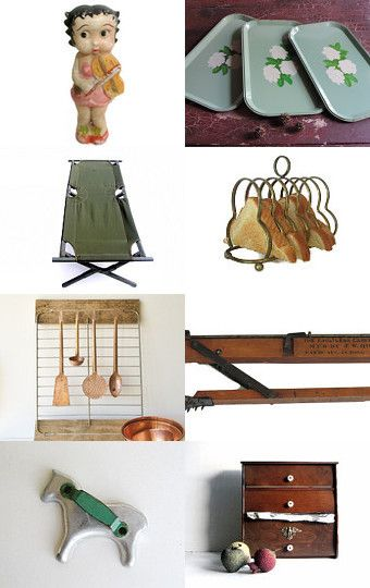Vintage Collection by Donna Harding on Etsy--Pinned with TreasuryPin.com